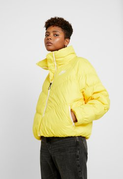 Nike Sportswear - SYN FILL - Winterjacke - chrome yellow/white