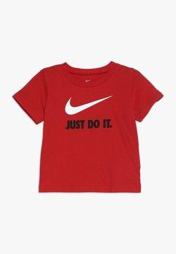 Nike Sportswear - TEE BABY - T-shirt print - university red
