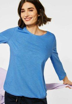 Cecil - Langarmshirt - blau