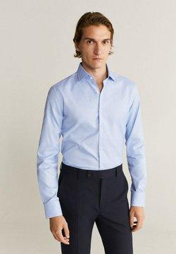 Mango - LUISIANA - Businesshemd - blau
