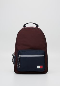 Tommy Hilfiger - BACKPACK - Reppu - red