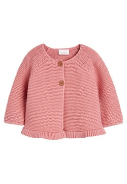Next - PINK FRILL HEM - Vest - pink