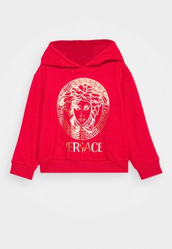 Versace - FELPA UNISEX - Sweater - rosso