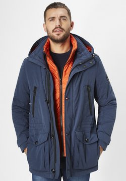 S4 Jackets - MODERNER - Wintermantel - blue