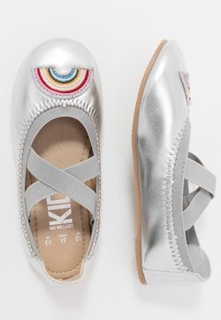 Cotton On - KIDS PRIMO - Klassischer  Ballerina - silver