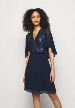 Lauren Ralph Lauren - GRACEFUL DRESS - Cocktailkleid/festliches Kleid - lighthouse navy