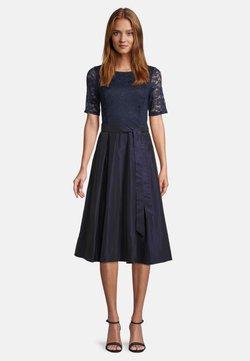 Vera Mont - Cocktailkleid/festliches Kleid - dark blue/dark blue