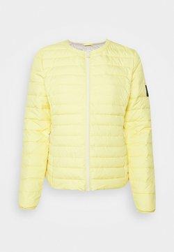 Ecoalf - USHUAIA - Winterjacke - light yellow