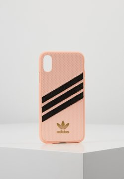 adidas Originals - MOULDED CASE FOR IPHONE X/XS - Etui na telefon - clear pink