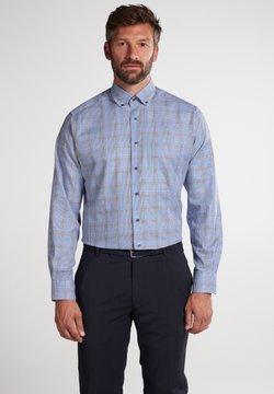 Eterna - MODERN FIT - Businesshemd - grau/blau
