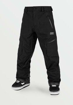 Volcom - GUCH STRETCH GORE PANT - Skibroek - black