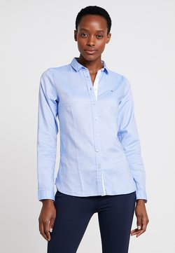 Tommy Hilfiger - HERITAGE REGULAR FIT - Button-down blouse - skyway