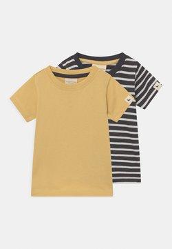 Turtledove - STRIPE SUNSHINE 2 PACK UNISEX - Camiseta estampada - multi-coloured