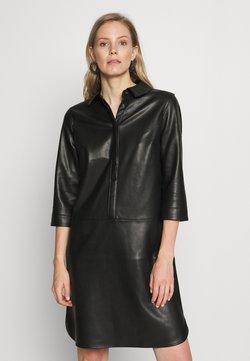 Cartoon - Robe chemise - black