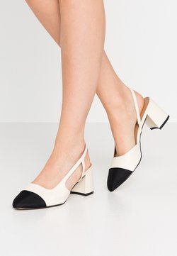 Dune London - CROFTS - Pumps - ivory