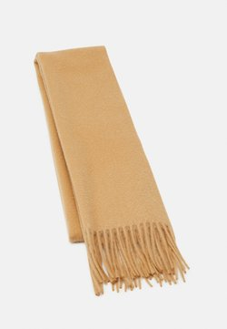 Johnstons of Elgin - 100% Cashmere Scarf UNISEX - Szal - camel
