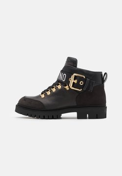 MOSCHINO - Ankle Boot - nero