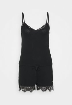 LASCANA - PLAYSUIT - Pyjama - black