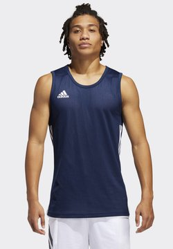 adidas Performance - SPEED REVERSIBLE JERSEY - Toppi - blue