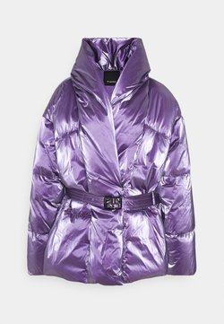 Pinko - GABRIELE COAT - Winterjacke - purple