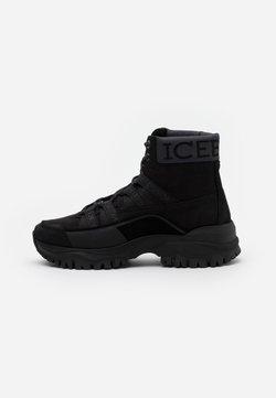 Iceberg - PRIMA - Sneaker high - black