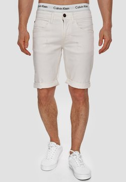 INDICODE JEANS - Shorts di jeans - marshmellow