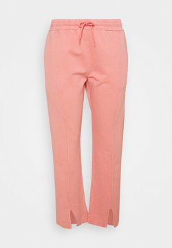 Simply Be - CUFFED JOGGERS - Jogginghose - pink