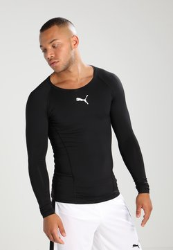 Puma - LIGA BASELAYER TEE - Camiseta interior - black