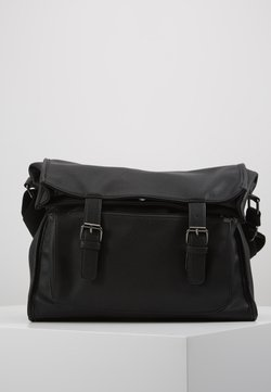 Pier One - Sac bandoulière - black