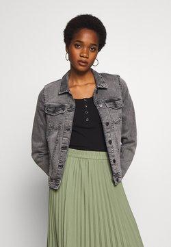 ONLY - ONLTIA JACKET - Veste en jean - grey denim