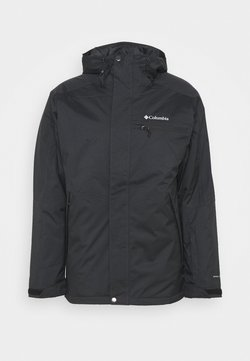 Columbia - VALLEY POINTJACKET - Skijacke - black
