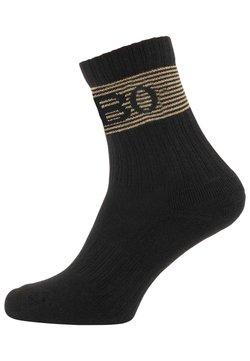 BOSS - SHINE LOGO  - Socken - black