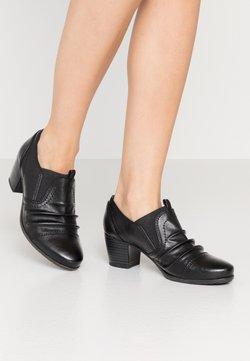 Jana - Ankelstøvler - black