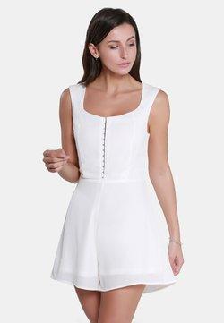 usha - Combinaison - woolen white