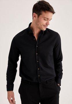 DeFacto - Camicia elegante - black