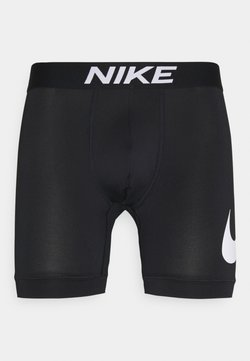 Nike Underwear - BOXER BRIEF - Panties - black