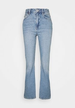 BDG Urban Outfitters - VINTAGE DISTRESSED FLARE - Flared Jeans - blue denim