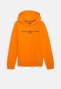 Tommy Hilfiger - ESSENTIAL HOODIE - Hoodie - orange