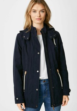 C&A - Parka - dark blue
