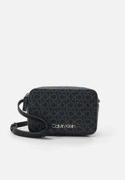 Calvin Klein - CAMERA BAG - Schoudertas - black