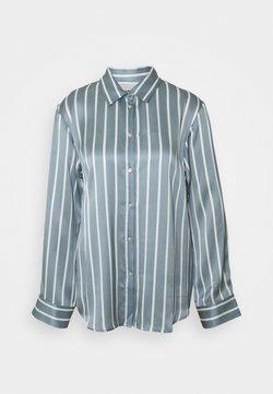 ASCENO - THE LONDON - Pyjamashirt - dust blue