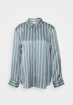 ASCENO - THE LONDON - Pyjama top - dust blue