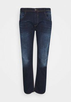 Blend - TWISTER - Jean slim - denim dark blue