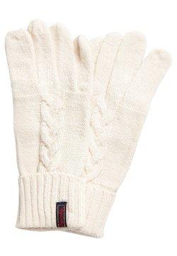 Superdry - Fingerhandschuh - off-white