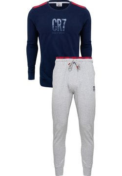 Cristiano Ronaldo CR7 - SET - Nattøj bukser - navy