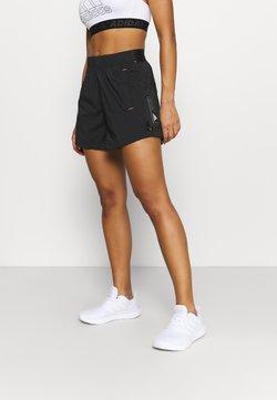 adidas Performance - SHORT - Krótkie spodenki sportowe - black