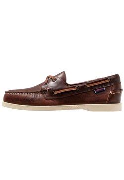 Sebago - DOCKSIDES PORTLAND  - Bootschoenen - brown