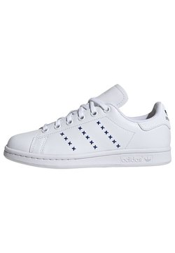 adidas Originals - STAN SMITH SHOES - Sneaker low - white