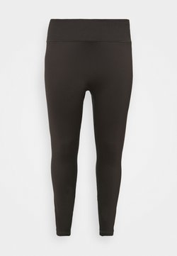 Puma - EXHALE HIGH WAIST PLUS SIZE - Tights - after dark