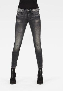 G-Star - ARC 3D MID SKINNY  - Jeans Skinny Fit - vintage basalt